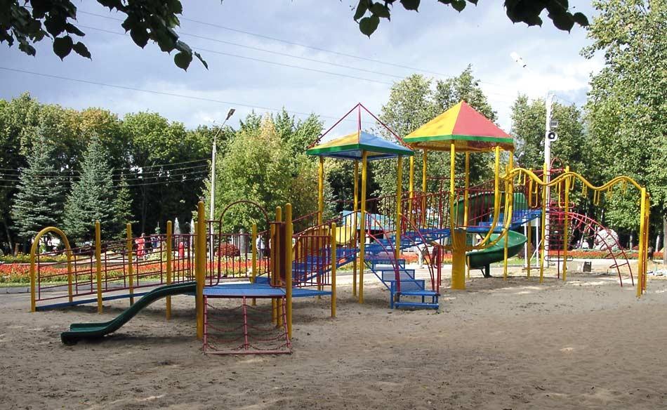 Детский игровой комплекс в Херсонской области