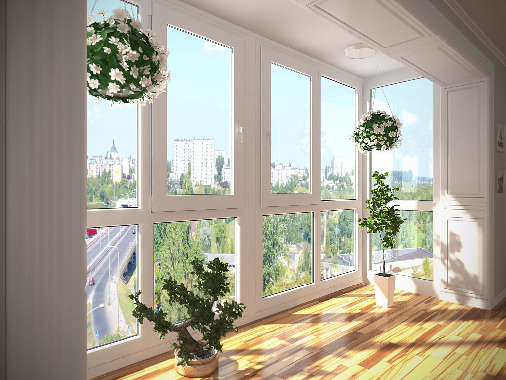 Металлопластиковые окна с доставкой и установкой