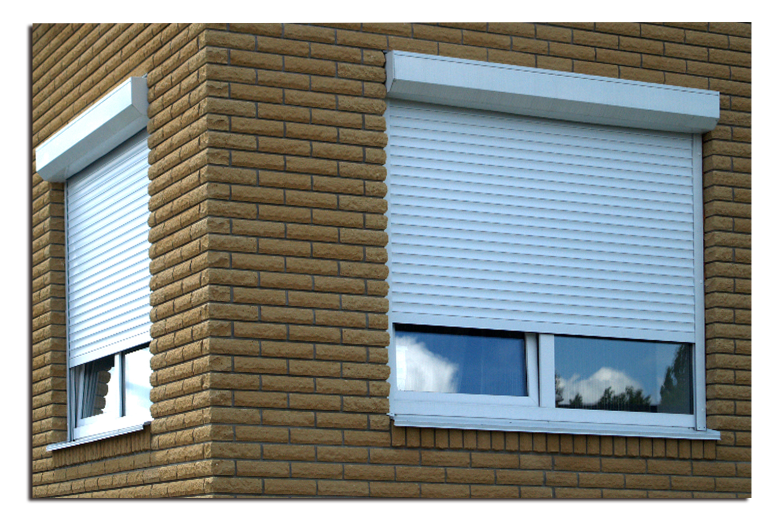 Производство и монтаж роллет на окна, двери в Херсоне