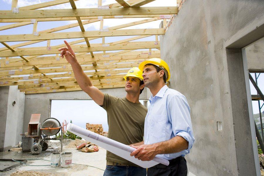 Строительство домов и прочих сооружений в Херсоне любой сложности. Услуги строителей