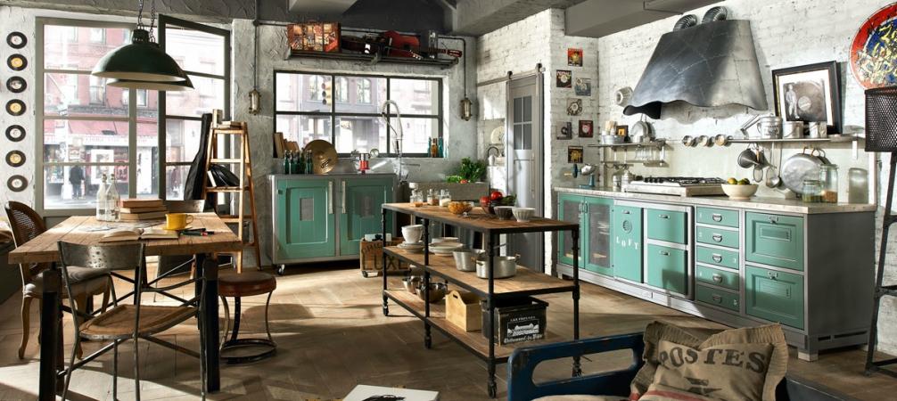 кухонная мебель в стиле лофт в херсоне профи строй кузня кухни в херсоне