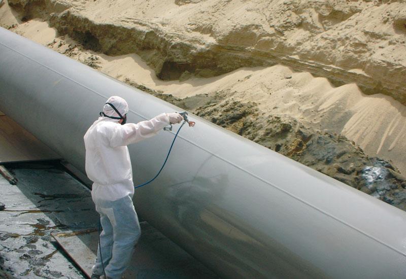 Антикоррозийная защита трубопровода в Херсоне
