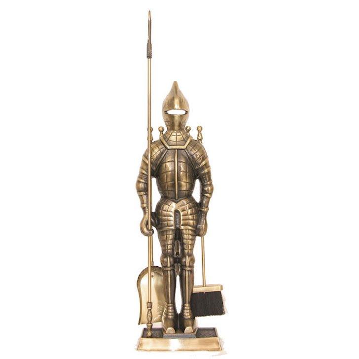 Уованый металлический сервитер рыцарь заказать в Херсоне стоимость цена