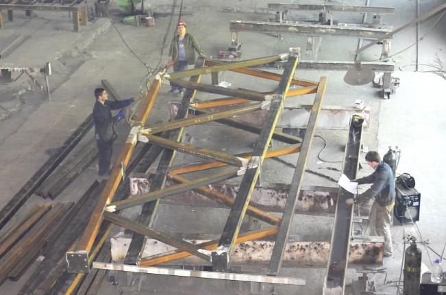 Сварка металлоконструкций любой сложности в Херсоне на заказ