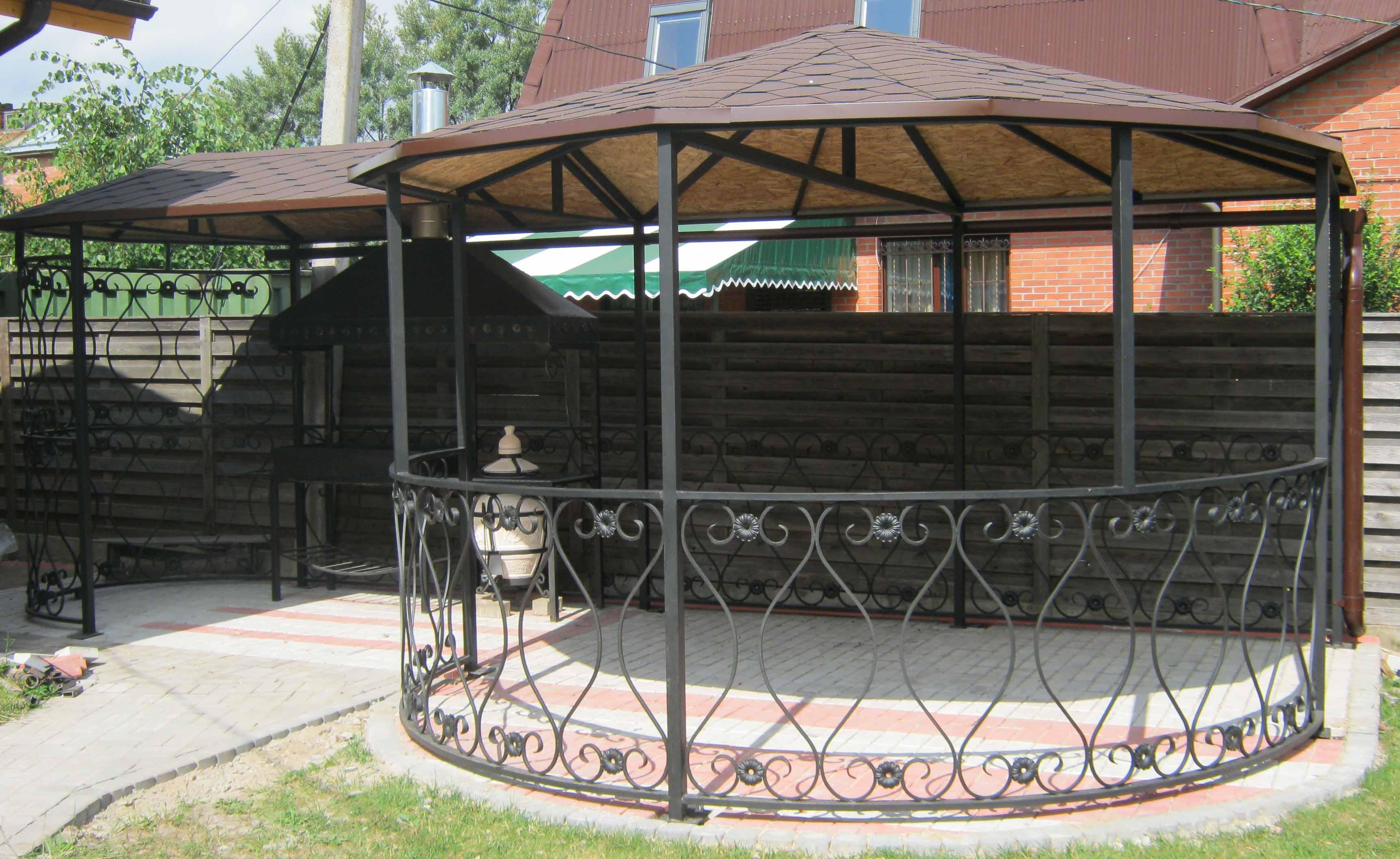 Сварные металлические изделия на заказ в Херсоне