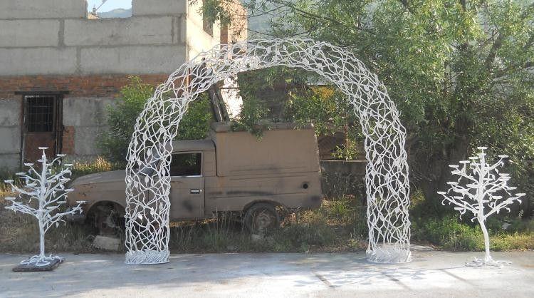 металлопроизводство херсон АРТ ДЕКО