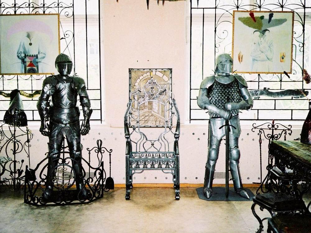 купить костюм рыцаря металлический в украине