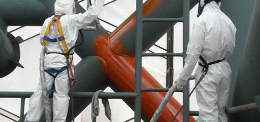 Покраска крупногабаритных конструкций на заказ в Херсоне