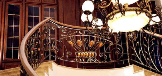 кованые лестницы украины